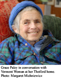 the loudest voice by grace paley essay The loudest voice by grace paley - summary shirley's is a very noisy neighborhood of all of the noisy elements there, her voice is the loudest, she says.